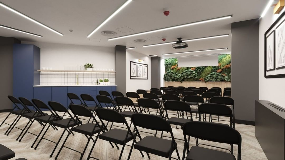 In less than a week the doors to Work Life Holborn will swing open and we can't wait. This time around, we've done something a little bit different. If you're into events, this is your kind of space.